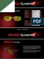 Mars Gaming Gafas Mgl2 Ficha