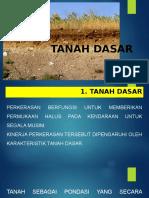 TTM-2. TANAH DASAR.pptx