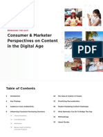 Consumer and Marketer Content Report 2019 FINAL
