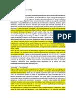 Ficha Lenguaje y Cosmovisión Resumen