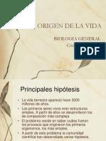 2-Biología Origen de La Vida-1