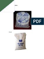 Materiales y Metodos Cal y Yeso