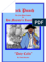 Jack Punch of His Majesty's Royal Navy-Duty Calls By Chuck Royster