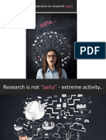 Researching Methods