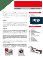 Flowrox PC-pump E-series Datasheet ENG