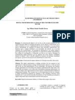 ACCIONES DE TRANSFORMACIÓN DIGITAL EN EL SECTOR ELÉCTRICO COLOMBIANO