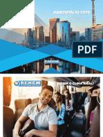 Portfólio Rehem 2019 - Fabricante de Ar Condicionado Para Ônibus