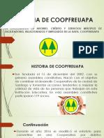 Historia de Coopfreuapa