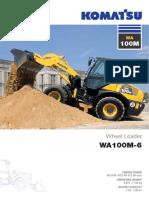WA100M-6