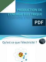Exposé P&T Energie Electrique