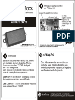Txcar 292 Transmissor Para Carros 292 Nb Manual TX Car 292 (1)