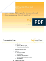 Mini-frac Analysis for Unconventional Reservoirs Using Fast Welltest 16-Aug-2013 0