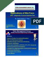 Mini Frac May 2015