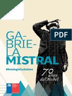 Inserto Gabriela Mistral