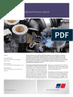High Performance Diesel Engines MTU General WhitePaper Turbocharging 2014 2