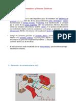 1- Generadores y Motores Eléctricos UMNG