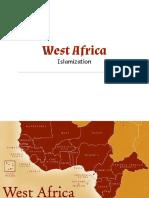 west africa islam brochure