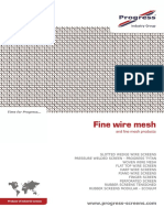 fine wire mesh progress.pdf