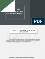 Le début de la monarchie en Roumanie (1).pptx