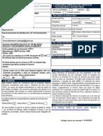 Contrato Migracion Pospago Jesus Javier Huamani Plan 29.90