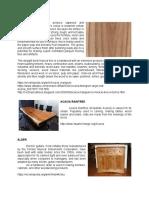 Timber Assignment