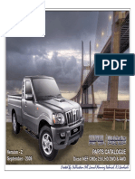 SCORPIO PIK-UP MAHINDRA PIK-UP (SC DC) LHD DIESEL CHAIN DRIVE NEF CRDe 2.6 2WD 4WD - VER 2 - SEPTEMBER 2.pdf