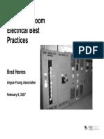 R&T 2007 - Electrical Best Practices - Heeres