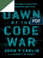 Dawn of the Code War - John P. Carlin(retail).epub