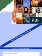 Technology of Explosives - Chapter II - Propiedades de Los Explosivos