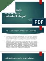 Diapositivas Legalizacion de un proyecto