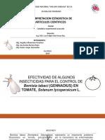 Agro Expo-ARTICULOS CIENTIFICOS- INTERPRETACION