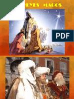 Los Reyes Magos Dispositiva