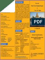 Brochure One Week Sttp_lss-2019 - Muj