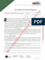 3-Product Cadbury India-product Life Cycle Management