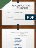 Madera Sistema Cons