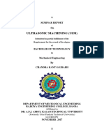 USM Report