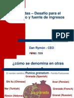 Present Granadas