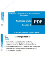 PPT 9 - Analysis and design -R0.ppt