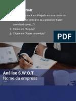 Cópia de Template Para Análise SWOT (FAÇA UMA CÓPIA)