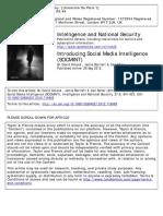 SocMed Intelligence