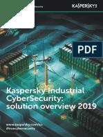 Kaspersky CiberSecurity
