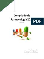 Compilado de Farmacología 2016.docx