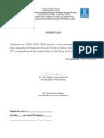 Registro Certificado Livro Tomo