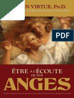 Tre l Coute de Vos Anges French Edition