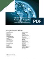 O Brasil e Sua Inserção Na Economia Mundial