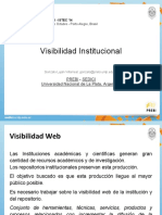 Gonzalo Villarreal - Taller de Visibilidad Web