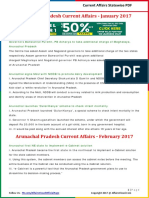 Arunachal Pradesh Current Affairs 2017 by AffairsCloud