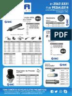 Catalogo Pneumática SMC