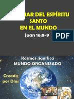 3. El Espíritu Santo Obrando Con Poder