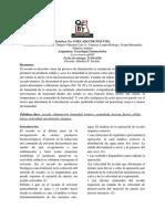 Reporte de Práctica No.9 Tecnología Farmaceutica